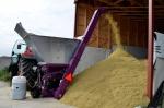 фото Машина для плющения зерна Murska W-Max 10F с элеватором