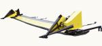 Приставка для уборки сои и гороха ПСМ Ettaro (аналог Biso Flex)