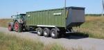 Тракторные сдвижные полуприцепы ТЗП-39\ТЗП-49 Атлант. Фирма-производитель: Завод Кобзаренка
