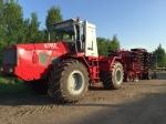 Трактор Кировец К 744 с капитального ремонта