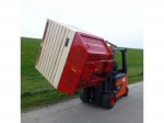 Оборачиватель контейнеров KD360